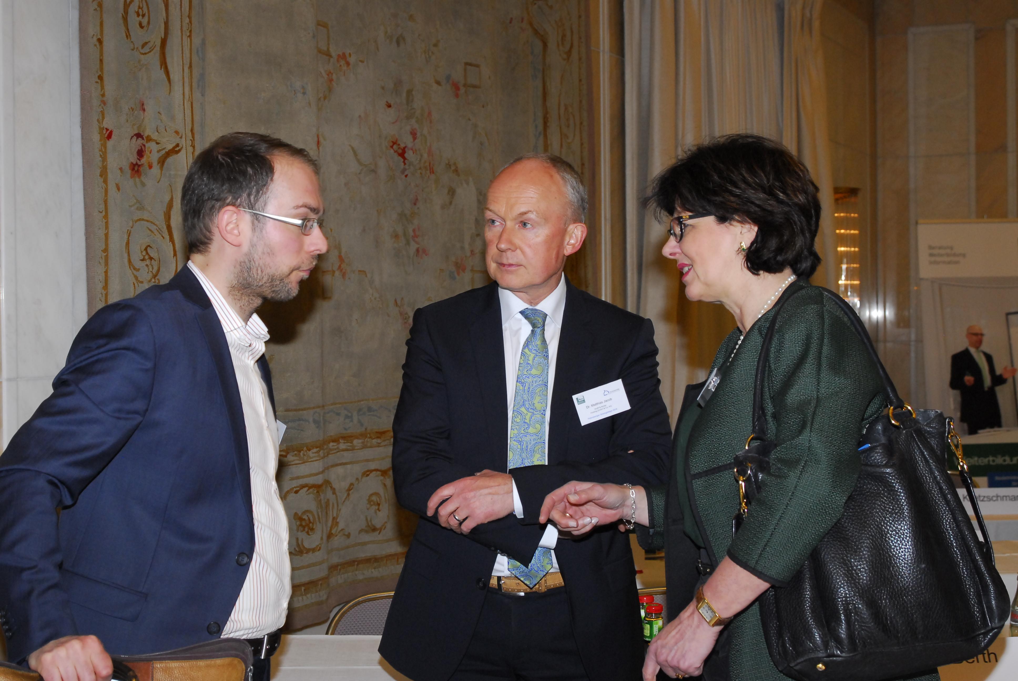Ideen- und Gedankenaustausch bei den Petersberger Strategietagen 2016