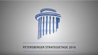 Petersberger Strategietage 2016